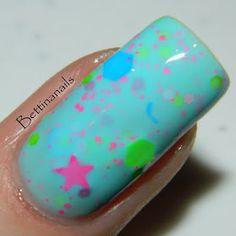 Bettina's Nails: Insta-Glam