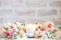 Shop Now: Lauren Conrad's Chic New Soy Candles via @domainehome