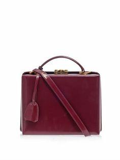 Grace large box bag | Mark Cross | MATCHESFASHION.COM 1835