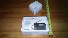 CC Radio - SWP - AM/FM/SW Pocket Radio Iron M, After Earth, Pocket Radio, Pacific Rim, Movie Photo, Radios, Cards Against Humanity, Ebay, Pacific Coast