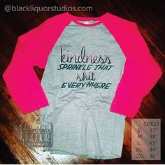 #kindness 'Tis the season to #sprinklethatshizzeverywhere  Whether you gift this lovely shirt or just enjoy the coziness to help you get through the holidays.  Super soft heather body and sleeves feel amazing!  #weship #merryhoho #holidayfun #bekind #sprinkles #mantra #softshirtsarethebest #ourshirtsarecuddly #give #want #happyholidays $32 ($5.50 shipping)  msg or comment your email and size below to order  @blackliquorstudios @daynabee @smalltownrags