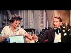 Three Coins in the Fountain -- with Clifton Webb, Dorothy McGuire, Louis Jordan, Rossano Brazi, et al