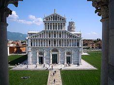 Duomo de Pisa ( !063 - !094 ), gotico pisano. Consacrato nel 1118.
