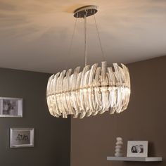 Lustres suspensions on pinterest - Suspension luminaire leroy merlin ...