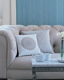 doily pillow how-to