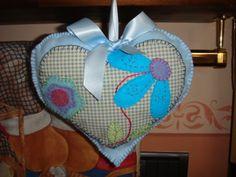 cuore feltro e tessuti americani