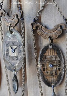 """Christine Wallace... """"Honoring Life Through Jewelry"""": Faces of Time..."""