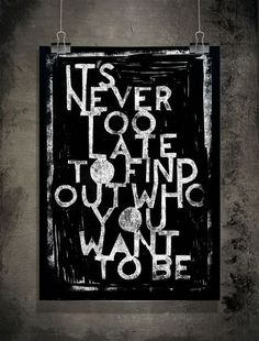 Sofie Rolfsdotter - It's never too late,