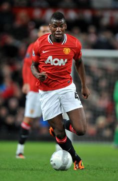 35452a5bfb77 Paul Pogba says when he was younger he was not very interested in girls Paul  Pogba