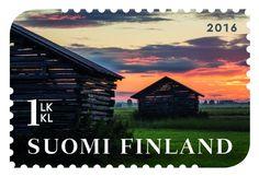1lk postimerkit osana lahjaa. En kuitenkaan toivo koko pakettia pelkkiä postimerkkejä :)