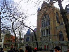 Sint-Salvatorskathedraal, Bruges.