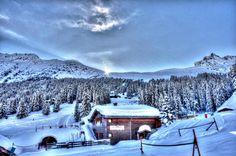 Valmorel la belle - Savoie - France by Nicolas Pugi on 500px