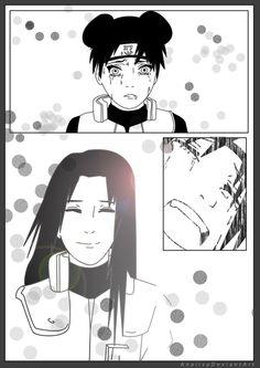 by Anaiisa on DeviantArt Naruto Team 7, Naruto Kakashi, Madara Uchiha, Naruto Shippuden Anime, Hinata, Naruto Couples, Naruto Girls, Anime Couples, Tenten Y Neji