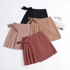 Mode Outfits, Skirt Outfits, Casual Outfits, 50s Outfits, Fashion Sewing, Girl Fashion, Fashion Dresses, Brown Fashion, Retro Fashion