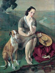 ⍕ Paintings of People & Pets ⍕   Julia Minguillón Iglesias