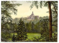[St. Michaels Abbey, Farnborough, England]  (LOC) by The Library of Congress, via Flickr