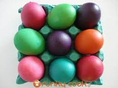 Egg Dye, Our Kids, Happy Easter, Easter Eggs, Have Fun, Spring, Holiday, Baskets, Color