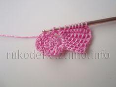 Crochet Snowflake Pattern, Crochet Flower Tutorial, Crochet Snowflakes, Crochet Flower Patterns, Crochet Stitches Patterns, Crochet Flowers, Love Crochet, Crochet Gifts, Irish Crochet