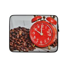This lightweight, form-fitting Coffee Break 1291381 Laptop Sleeve is a must-have for any laptop owner on the go. Advance Payment, Sleeve Designs, Laptop Case, Coffee Break, Order Prints, Laptop Sleeves, Biodegradable Products, Bubbles, Coffee Time