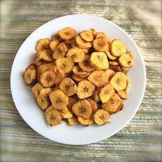 Baked Banana Chips | 17 Power Snacks Every College Student Should Know