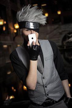 suki cosplay Kakashi Hatake Cosplay