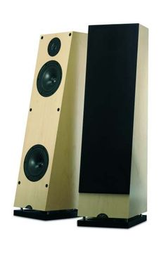 Naim Audio Ariva Speakers.  ours.  amaze.