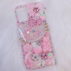 Decoden Phone Case, Kawaii Phone Case, Diy Phone Case, Cute Cases, Cute Phone Cases, Pretty Backrounds, Cute Galaxy Wallpaper, Unicorn Fashion, Phone Themes