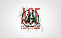The Ace Outdoorsmen Identity Design by Foundry Collective Ace Logo, Print Design, Logo Design, Graphic Projects, Identity Design, Brand Identity, Corporate Identity, Stationery Design, Graphic Design Typography