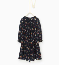Floral dress-DRESSES AND JUMPSUITS-GIRL | 4-14 years-KIDS | ZARA United Kingdom