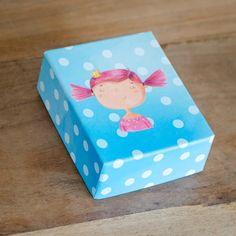 Κουτάκι βάπτισης MyMastoras βγαλμένο από παραμύθι . . .  #mymastoras  #fairytale #luxury_box #babyshower #christening #boboniera Boxes, Luxury, Crates, Box, Cases, Boxing