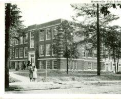 Westerville High School, Westerville, Ohio :: Columbus Memory