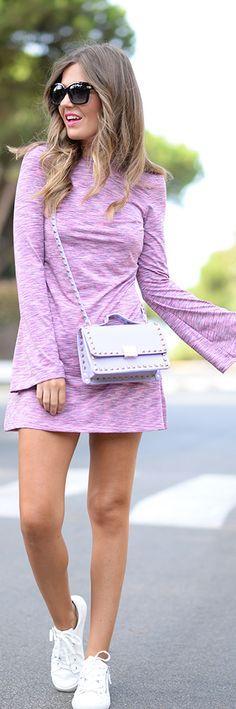 Violet / Fashion By Helena