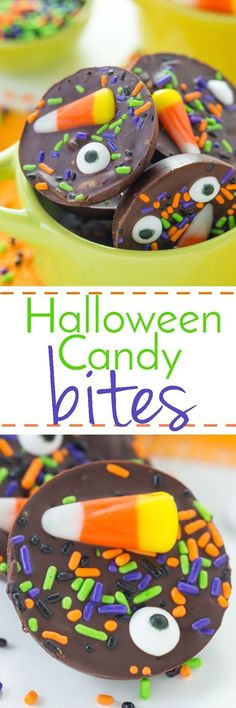 Scary Halloween Treats