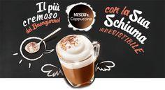 The Insiders - NESCAFE' Cappuccino grazie a the insider ke mi a dato la possibilita di testare Nescafè cappuccino .mmm ottimo veramente cosi gustoso e la sua schiuma cremosa .. testato ottimo.. Nescafè