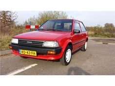 Toyota Starlet 1.3 DL (1986) | Occasions - AutoWeek.nl