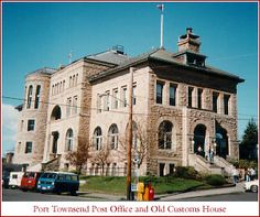Name: US Post Office Year Built: 1893 Location: 1322 Washington Street Area: Uptown Port Townsend Port Townsend Washington, Jefferson County, Washington Street, Home And Away, Post Office, Historical Sites, Offices, Buildings, Tours