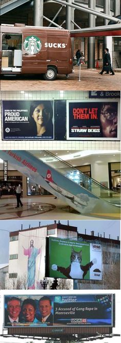 Advertising fail