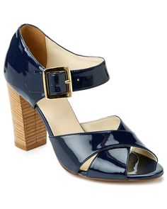 "Dee Keller ""Harper"" Patent Sandal"