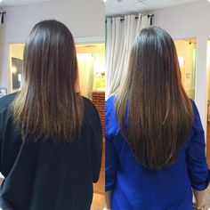 Hair Extension Before and After! Book Online 24/7 at www.EyesOnYouTampa.com or call us! (813)344-1900 Micro Ring Hair Extensions, Hair Extensions Before And After, Salons, Spa, Long Hair Styles, Eyes, Book, Instagram Posts, Beauty