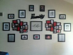 My picture wall