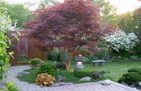 28 Fascinating Japanese Garden Design Ideas : Interesting Japanese Garden That Incorporates Several Different Natural Elements Seamlessly