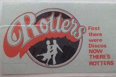 Rotters. Liverpool, Night Club
