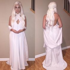 blonde, khaleesi, and costume εικόνα