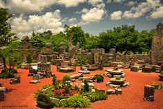 coral castle by iCamPix.Net, via Flickr