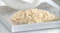 La ricetta del riso pilaf. Lo chef Luca Montersino ci spiega come preparare il riso pilaf, un tipo di preparazione orientale con riso tostato in forno.