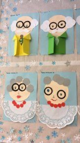 Makass z al malar ncesi Grandparents Day Poem, Grandparents Day Activities, Preschool Crafts, Diy And Crafts, Crafts For Kids, Paper Crafts, Fathers Day Crafts, Fall Diy, Art Plastique