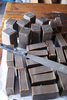 pine tar soap/shampoo bars