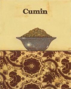 Exotic Spices Cumin (Norman Wyatt Jr.)
