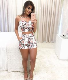 Royal Caribbean Cruises: See The World In Style Short Outfits, Dress Outfits, Casual Outfits, Summer Outfits, Dresses, Look Fashion, Girl Fashion, Fashion Outfits, Womens Fashion