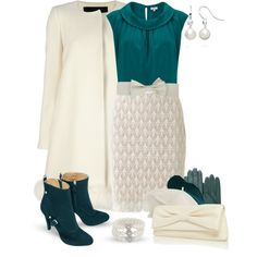 A little french, created by inmango on Polyvore